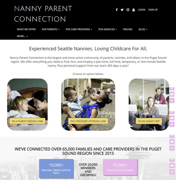 Nanny Parent Connection