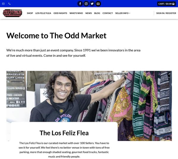 The Odd Market